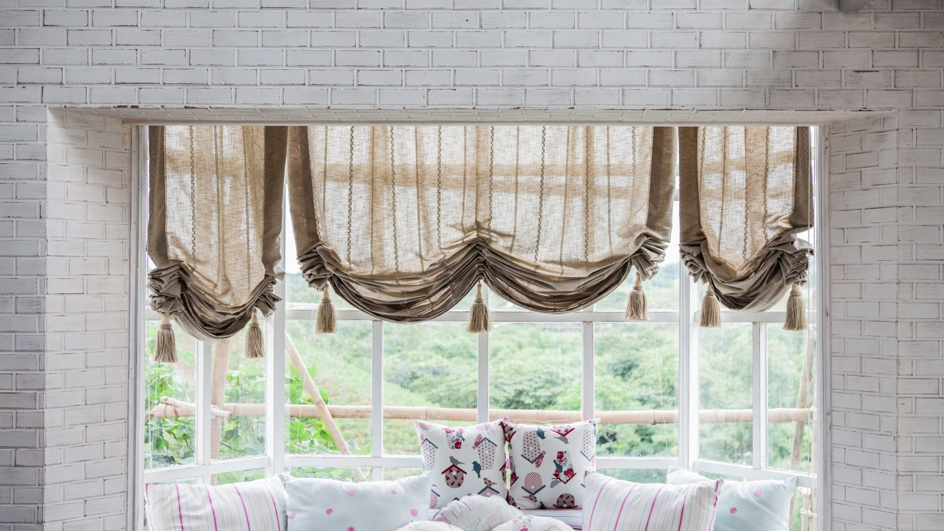 Window Coverings Decorative and Functional